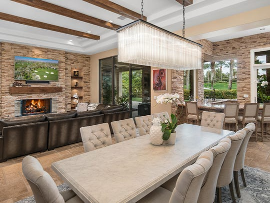 The jury is still out on the true impact of the new tax bill, which hopefully will keep more opportunities on the table for those looking to buy their desert dream home. PICTURED: 76002 Via Firenze, Indian Wells. Listed by Trent Teigen for $1,825,000.