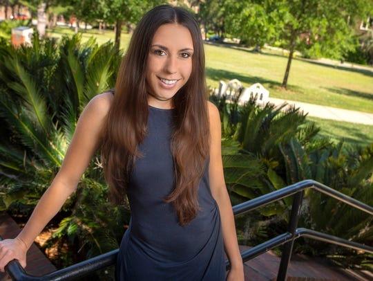 FSU psychology researcher Tania Reynolds is hopeful