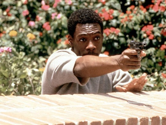"""Eddie Murphy in """"Beverly Hills Cop."""""""