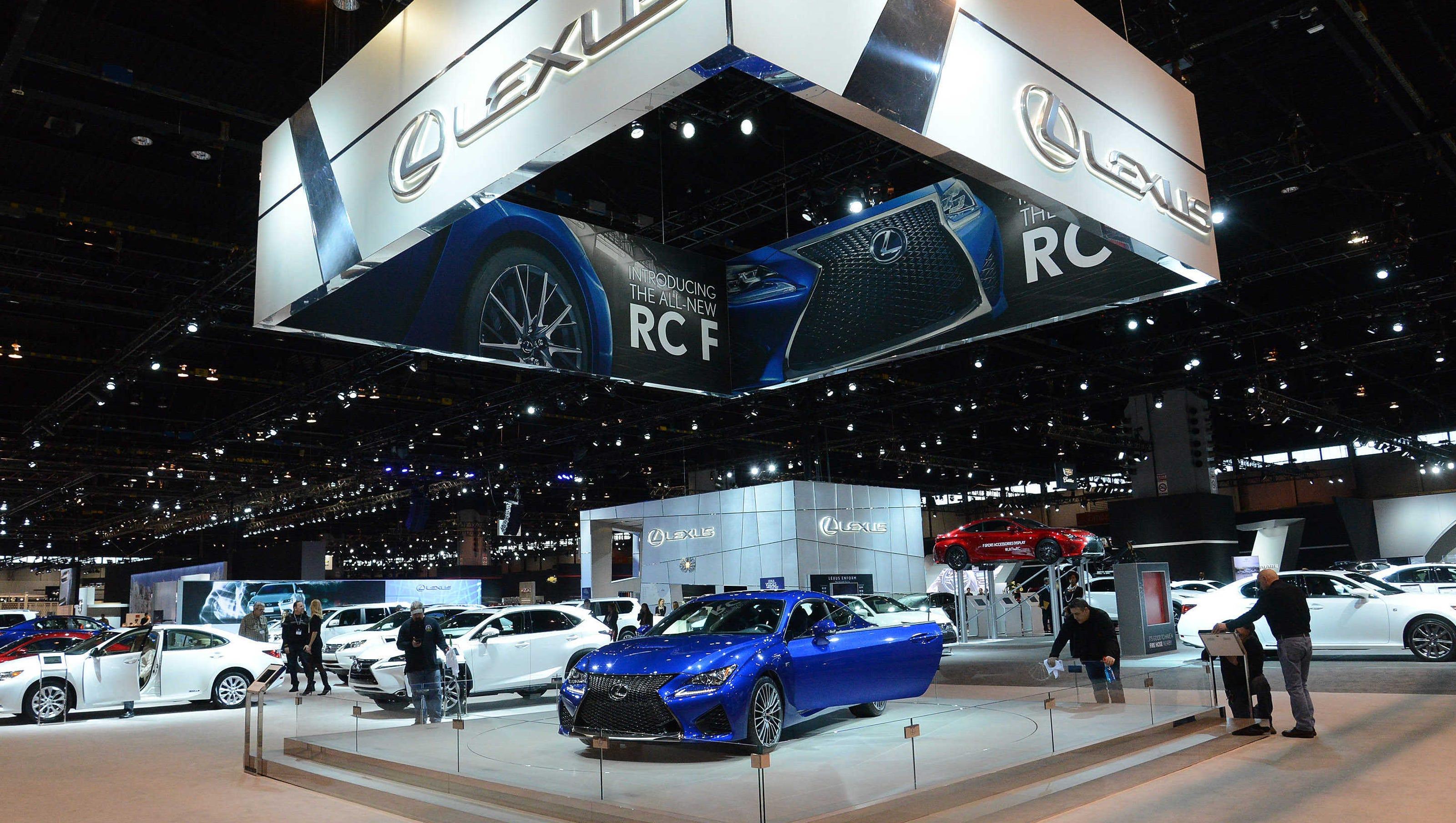Lexus Dealers Washington Dc >> No more price haggling at Lexus dealerships