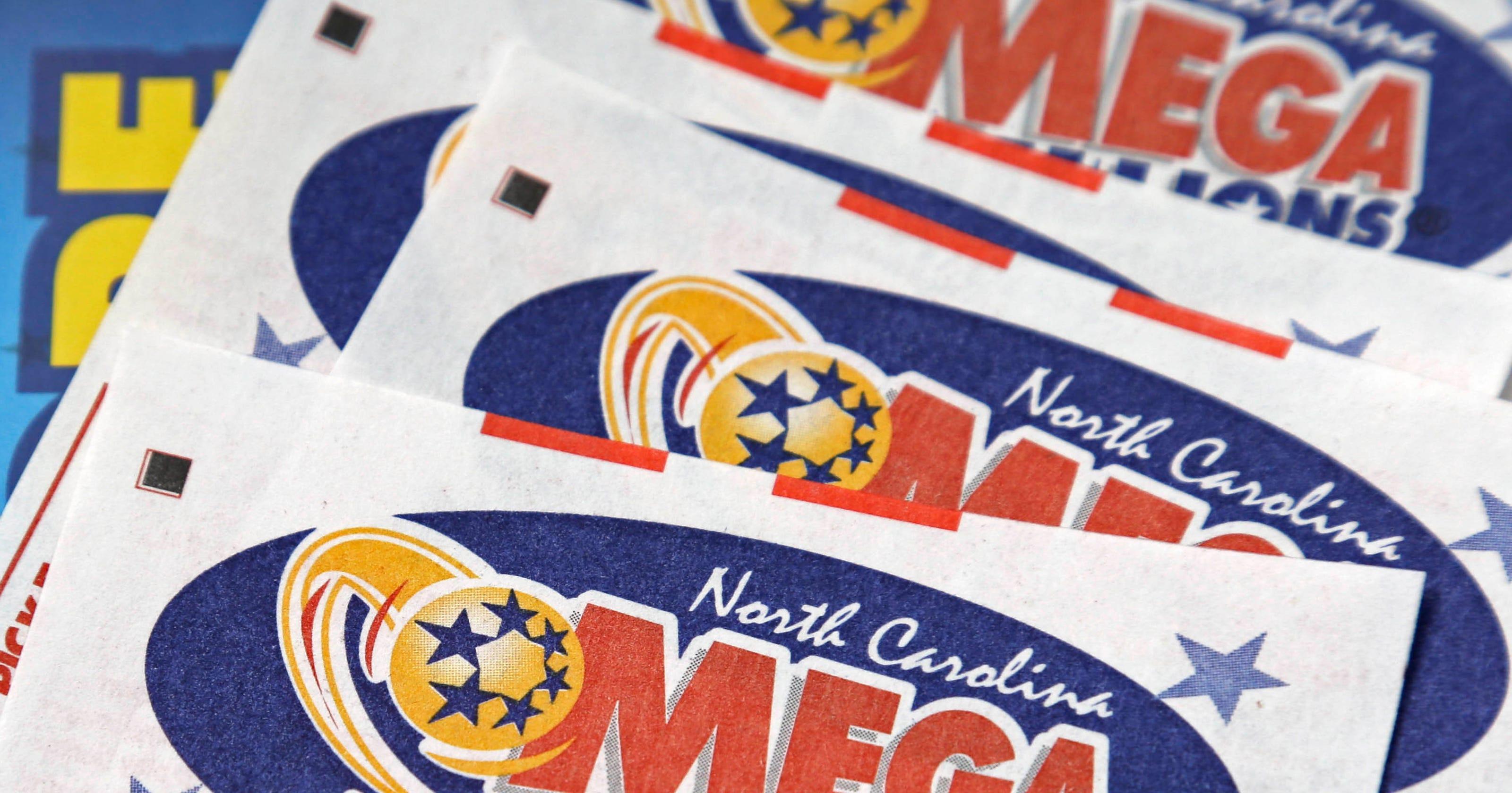 Two $1M Mega Millions winning tickets sold in Michigan