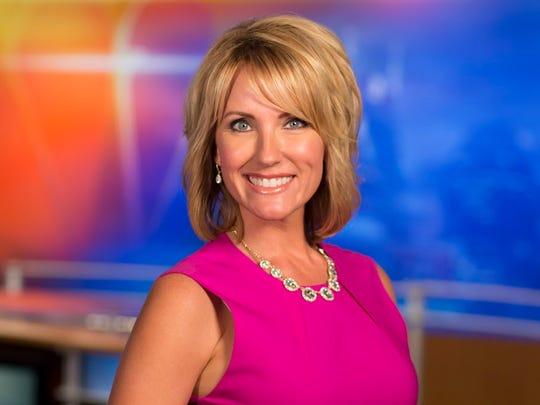 Tracy Kornet, mother of Vanderbilt basketball player Luke Kornet, is a news anchor on WSMV Channel 4.