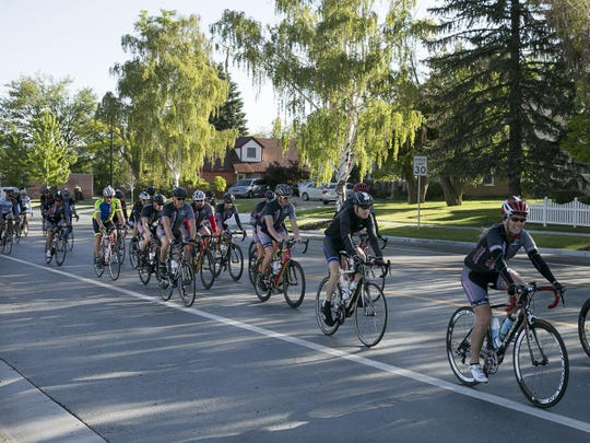 The 2nd annual Ride the Gap is a joint effort by Parowan City and SpinGeeks.