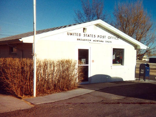 From Broadview in 1993 to Malmstrom Air Force Base on March 29, Gary Splittberger has now visited all of the operating post offices in Montana, as well as may long closed.