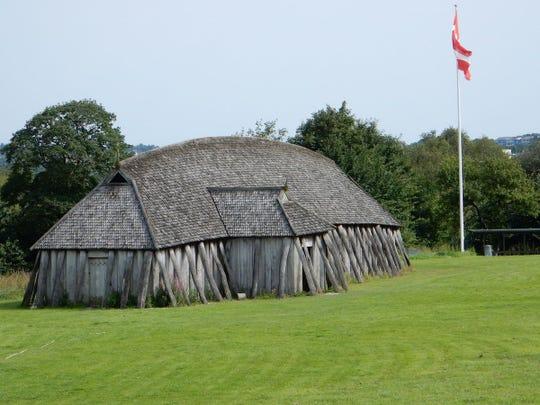 Visit a Viking longhouse in Aalborg, Denmark