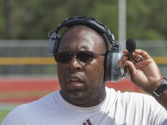 Central Regional football caoch Willie Jacobs resigned