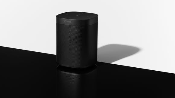 The Sonos One wireless speaker, priced at $199, will