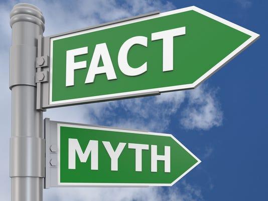 Fact Myth Signpost