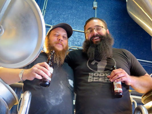 Ode Brewing Co. collab