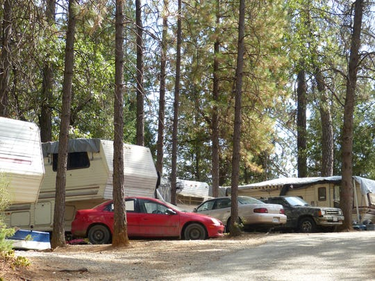 Life is beginning to return to normal following a fatal stabbing Friday at a Lakehead area RV park.