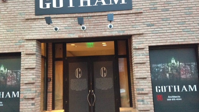 Gotham in Red Bank.