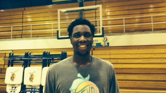 Homestead senior Caleb Swanigan has several schools in pursuit, including Arizona, Duke, Kentucky, Michigan State and Purdue