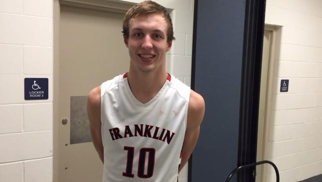 Luke Kennard scored 102 points in two games this weekend.