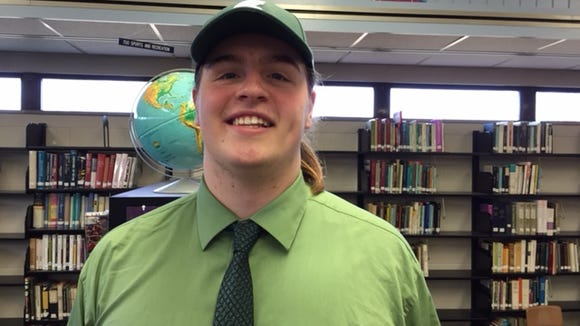 Winton Woods OL Noah Listermann signed with Michigan