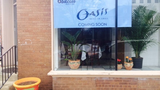 Oasis Mexican Grill is about to join a very crowded field along Haddon Avenue.