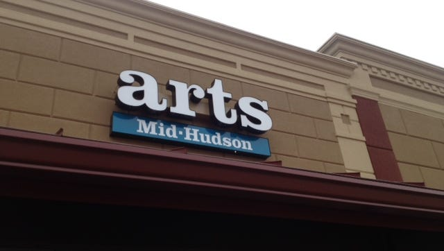The exterior of the Arts Mid-Hudson office in the Town of Poughkeepsie.