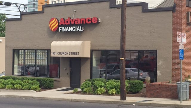 Brentwood-based developer Tim Reynolds has completed buying properties in Midtown, including the corporate home of payday lender Advance Financial, for $4.4 million.