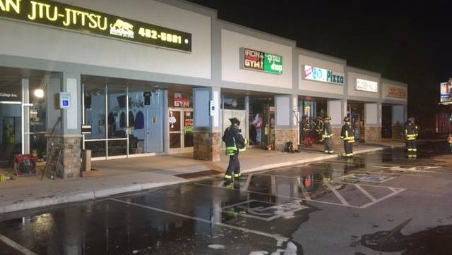 Poudre Fire Authority was called on scene at 3:15 a.m. Sunday to a structural fire at 1717 S. College. According to Patrick Love, PFA Public Affairs & Education Officer, occupants of neighboring Silvermine Subs called the authorities when they saw and smelled smoke coming out of the business.