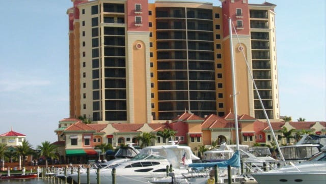 FILE: Condominium units like those in Cape Harbour continue to go for luxury prices, though for much lower prices than they did when the units were first built. (Source: Cape Harbour)