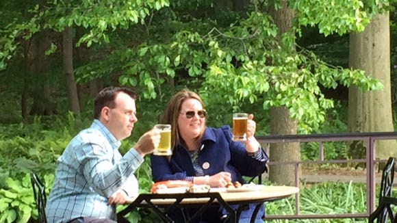 Raise a mug to the Pop-Up Beer Garden at Winterthur on select Fridays throughout the summer. Beers are $6.