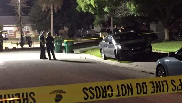 The Brevard County Sheriff's Office is investigating a shooting that killed one person on Venus Drive, just off Range Road in unincorporated Brevard County.