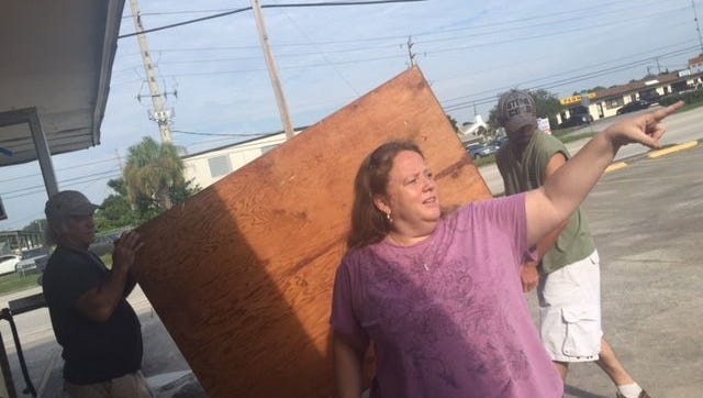 Patty Garrett has closed up for good after moving her thrift shop off U.S. 1 due to losing customers over road construction.