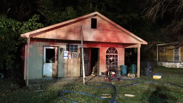 Murfreesboro Fire & Rescue Department's Ladder 1, Engines 1 and 3, and Rescues 2 and 8 responded to a duplex fire at 533 Reid Avenue around 9:30 Sunday night.