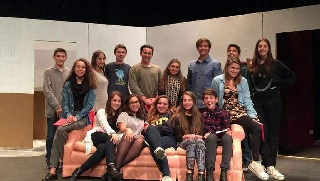 """CNHS Cast - """"A Family Reunion to Die For"""""""