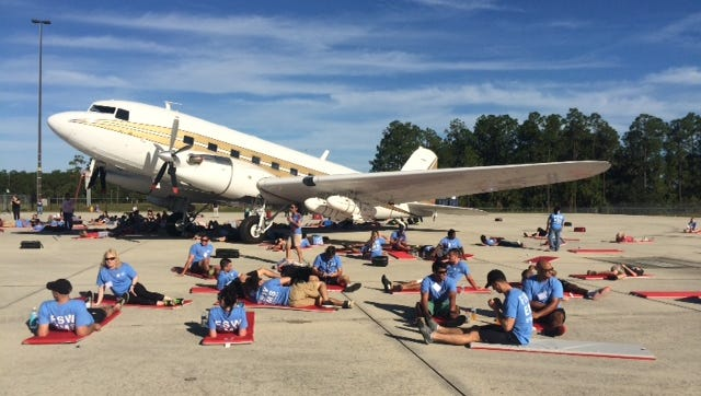 RSW airport tests mutual aid plans for emergency response Thursday.