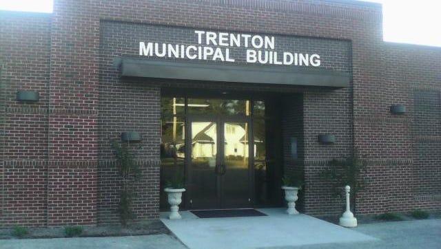 Trenton's municipal building.