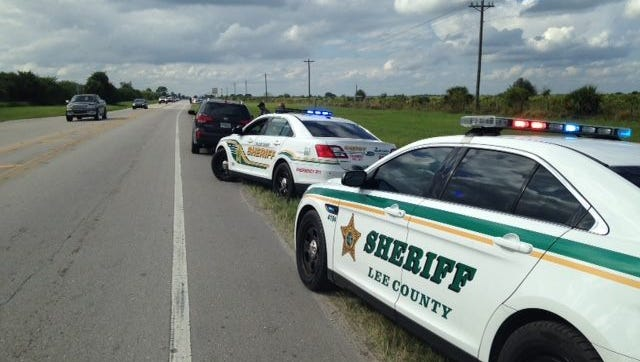 Lee, Collier deputies work together to improve S.R. 82.