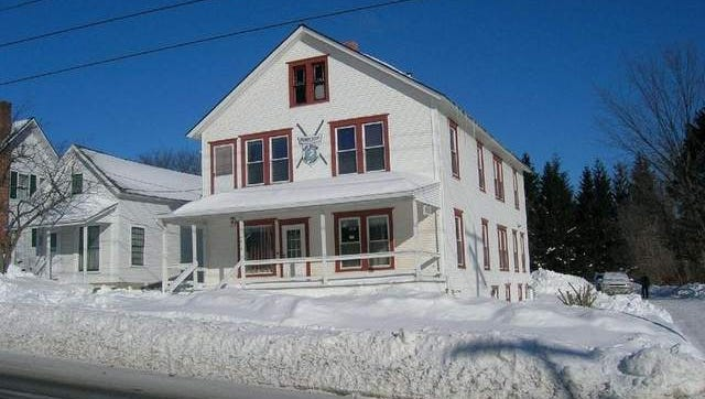 Deep Snow at Monmouth Ski Club Lodge Monmouth Ski Club Lodge is located in Central Vermont close to 5 Major Ski areas