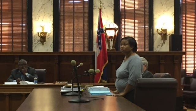 Heidelberg Elementary School teacher Tetra Winters is facing revocation of her teaching license after the state brought forward cheating charges.