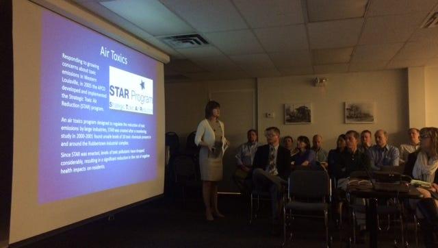 Rachael Hamilton discussed an APCD report on the STAR program.