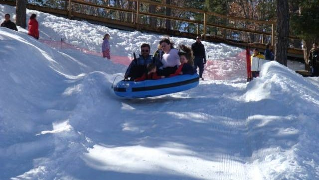 Winter Park offers winter adventures for the whole family.