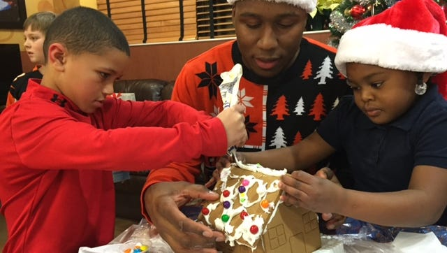 Carlos Dunlap received the Bengals nomination for the Walter Payton Man of the Year Award for accomplishments on and off the field.