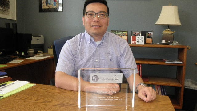 Dr. Li-Shan Chou