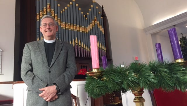 Rev. Kenneth Mast, pastor at the First Presbyterian Church in Mahopac, is retiring after 27 years.