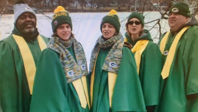 A new Super Bowl ad from the NFL features Packers fans who were born in 1967 with the notion they could have been conceived the same night their parents' favorite team won the Super Bowl.