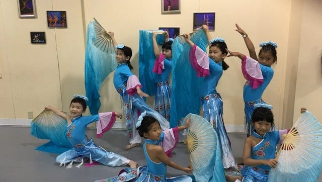 The Living Stream Chinese Dancers will perform at the annual CELEBRATE commUNITY event.