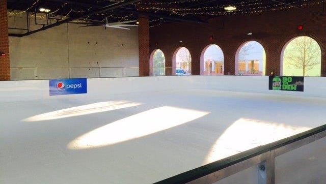 Back by popular demand, ice skating will be a permanent year-round attraction at the Centre of Tallahassee mall.