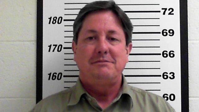 This Tuesday, Feb. 23, 2016 booking photo released by the Davis County, Utah Jail shows Lyle Jeffs. On Tuesday, several top leaders from Warren Jeffs' polygamous sect, including Lyle Jeffs, were arrested on federal accusations of food stamp fraud and money laundering — marking one of the biggest blows to the group in years.