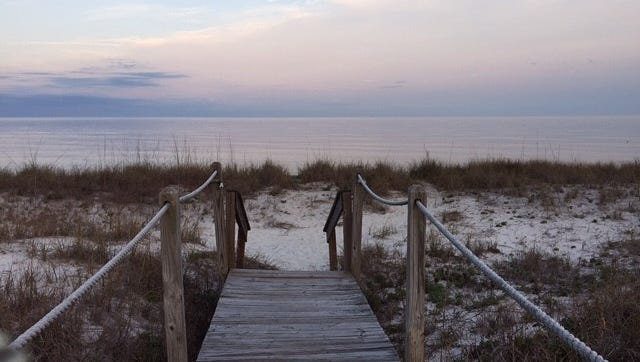 Located less than an hour south of Tallahassee, Alligator Point provides a scenic backdrop for a summer getaway.