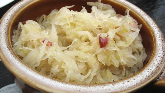 Learn to make sauerkraut at an upcoming workshop in Asheville.