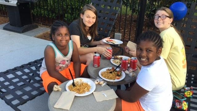 Big Brothers and Big Sisters of the Pine Belt celebrated an end-of-the-year party.