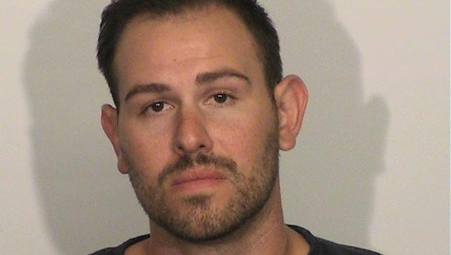 Keith Michael Weglin, 29, of Sacramento, Calif., was booked July 23, 2016 into the Douglas County jail on a charge of disorderly conduct after he was reportedly drinking and acting disorderly and argumentative during the American Century Celebrity Championship golf tournament held at the Edgewood Tahoe golf course at Stateline, Nev. All arrested are innocent until proven guilty. He was released after paying a $640 bail.