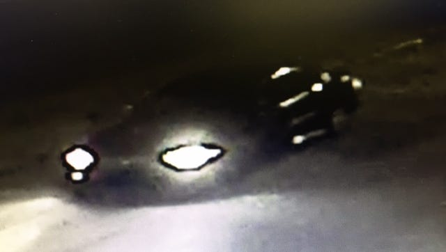 Wilmington Police are searching for this Buick LeSabre that police said struck a pedestrian on Aug. 16.