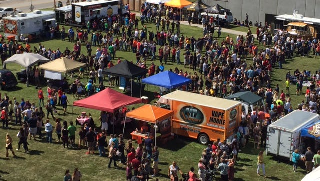 The 2nd Annual MO Food Truck Fest is 11 a.m. to 7 p.m. Saturday in the lot next to the Springfield Expo Center, 735 E. St. Louis St. There is live music all day.