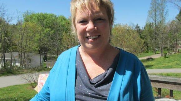 Julia Kearley is fighting metastatic breast cancer in her lungs.