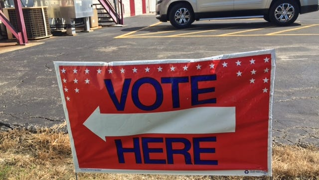 Early voting has begun at the Longview Center building at 1495 W. Longview Ave.